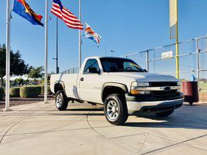 2002 Chevy Silverado 2500 HD 8.1 liter Vortech for Sale in Glendale, AZ