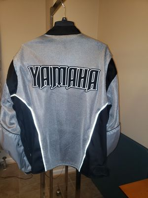 Yamaha Motorcycle Jacket for Sale in Baltimore, MD