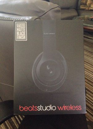 BRAND NEW Beats Studio Wireless (Matte Black) for Sale in Columbus, OH