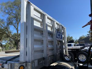 Racks for flatbed trailer for Sale in Tampa, FL