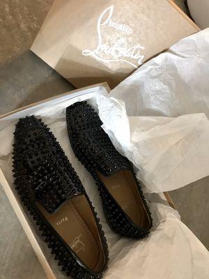 Christian Louboutin Men's Leather Dress Shoes!#Elegance for Sale in Lawrenceville, GA