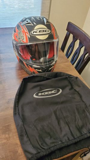 THE RIPPER KBC MOTORCYCLE HELMET for Sale in Alafaya, FL