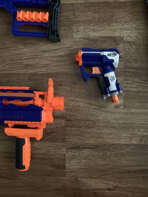 Nerf guns 50 or best offer