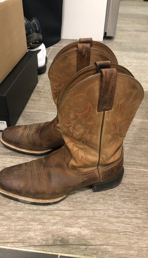 Ariat Cowboy Boots for Sale in Beverly Hills, CA