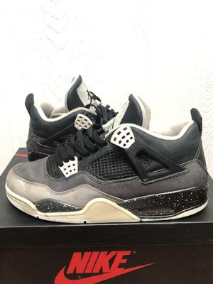 "Air Jordan Retro 4 ""Fear "" Sz 8.5 for Sale in Columbus, OH"