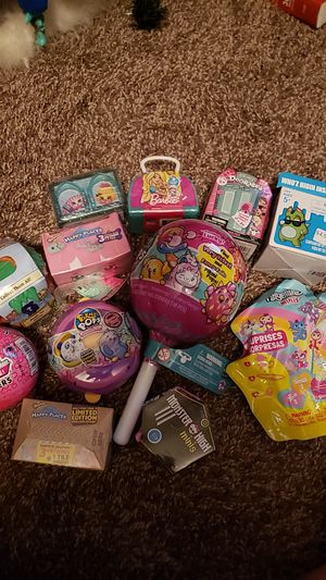 Stocking mini mystery toy lot for Sale in Tamarac, FL