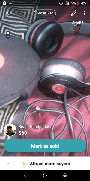 Beats Wireless for Sale in Detroit, MI