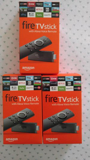 Jailbroken amazon fire stick for Sale in North Ridgeville, OH