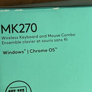 Keyboard and mouse wireless for Sale in Costa Mesa, CA