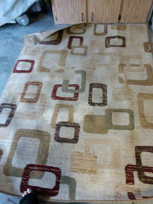 Multi colored decor rug for Sale in Spring Hill, FL