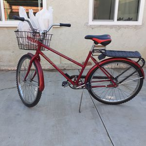 "26"" HUFFY CHESAPEAKE Girl's fitness bike for Sale in Whittier, CA"