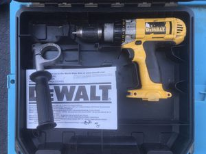 DeWalt 18v drill for Sale in Roselle, IL