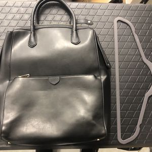 FAUX LEATHER LAPTOP BAG/BACKPACK for Sale in Powder Springs, GA