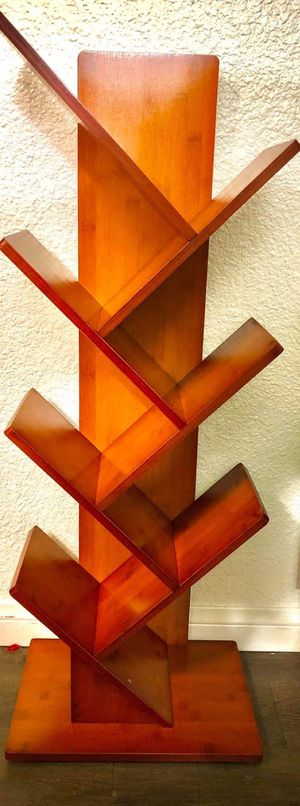 Tree shape bookshelves for book or CD for Sale in Yorba Linda, CA