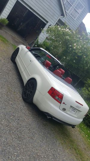 06 audi s4 ready for summer for Sale in Snohomish, WA