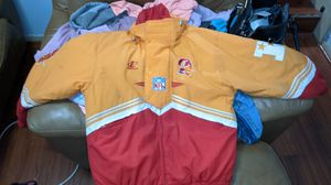 NFL official vintage Tampa Bay Buccaneers jacket. for Sale in Clearwater, FL