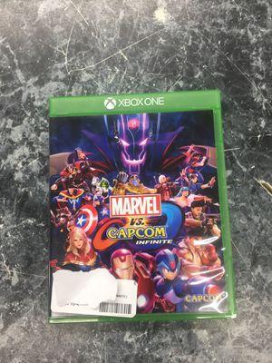 Marvel vs Capcom infinite Xbox one for Sale in Silver Spring, MD