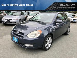 2010 Hyundai Accent for Sale in Seattle, WA