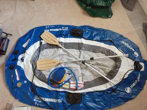 Boat 3 person SERVYLOR for Sale in North Las Vegas, NV