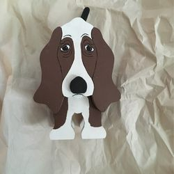 Wooden Beagle Dog Fixture for Sale in Campbell,  CA