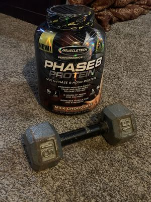 Muscle building 5lb! Only $25!!! for Sale in Riverside, CA