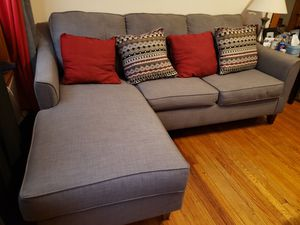 Couch with Chair For Sale !! for Sale in Milwaukee, WI