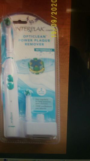 Electric toothbrush for Sale in Bainbridge, PA
