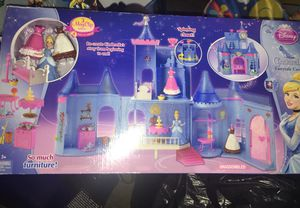 Cinderella Castle house toy NeW for Sale in Catonsville, MD