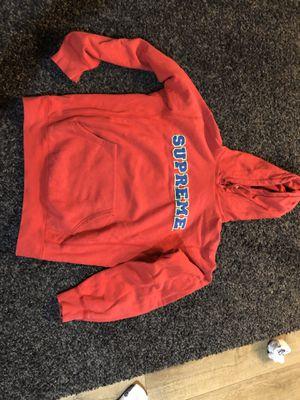 Supreme hoodie large for Sale in Los Angeles, CA