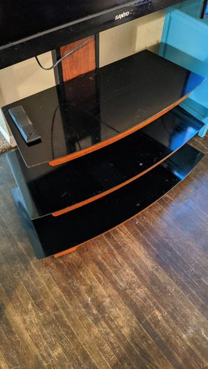 Tv and stand for Sale in Tulsa, OK
