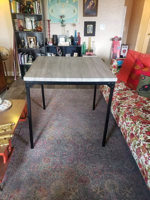 Bar Table 4 person for Sale in Salt Lake City, UT