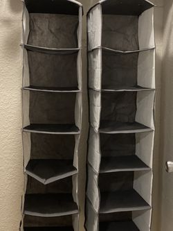 Closet Organizers (Pack 2 for $8) for Sale in Orlando,  FL