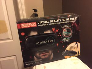 Virtual reality goggles for Sale in Lexington, KY