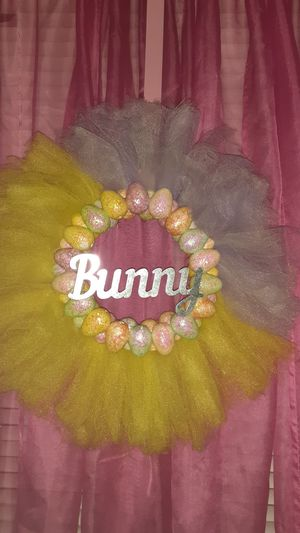 Easter wreath for Sale in CORP CHRISTI, TX