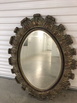 LARGE WALL MIRROR for Sale in San Antonio, TX