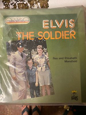 Elevis Presley book for Sale in St. Louis, MO