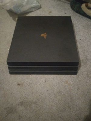 Ps4 pro 1 tb for Sale in Kent, WA