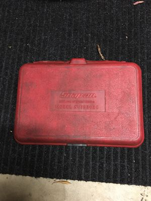 Snap on coolant pressure tester for Sale in Vacaville, CA