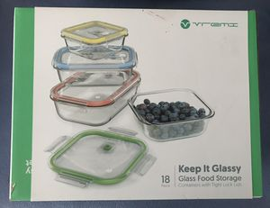 Glass Food Storage Containers for Sale in Tacoma, WA
