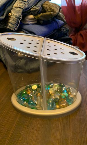 Double sided beta fish tank for Sale in Statesville, NC