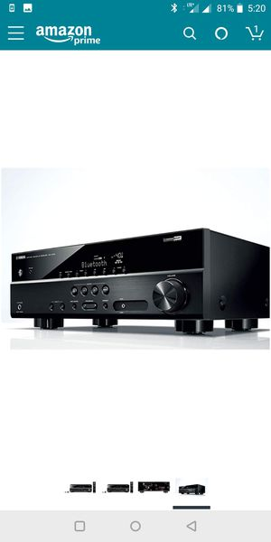 Yamaha Stereo Receiver rx-V379BL for Sale in San Diego, CA