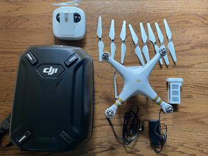 DJI phantom 3 4k Camera drone great condition for Sale in McKinney, TX