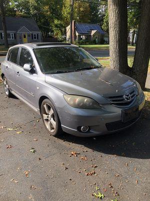 2004 Mazda 3 hatchback for Sale in South Windsor, CT