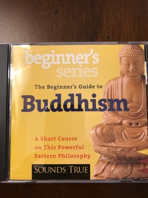 Beginners Guide to Buddhism CD for Sale in Covina, CA