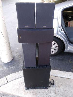 Onkyo modelo ht r410 for Sale in Pleasanton, CA
