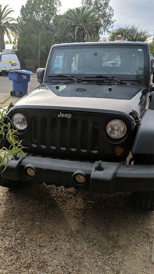 2008 Jeep Wrangler for Sale in Tucson, AZ