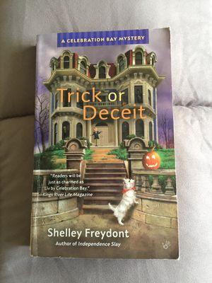 TRICK OR DECEIT book for Sale in Miami, FL