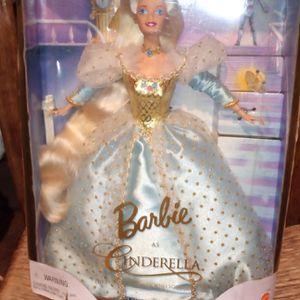 Cinderella Barbie for Sale in Greenville, SC