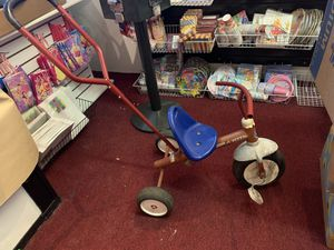 Push along trike for Sale in Elma, WA
