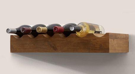 Pottery Barn Wine Bottle Shelf for Sale in Bohemia,  NY